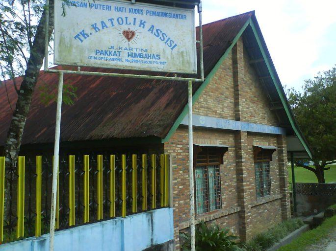 Perguruan Santa Maria Pakkat